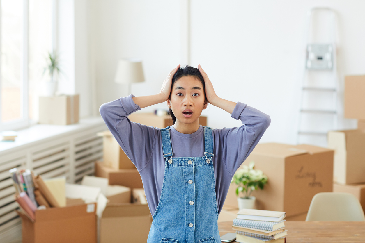 Moving Is Stressful; Stress Free Moving Tips