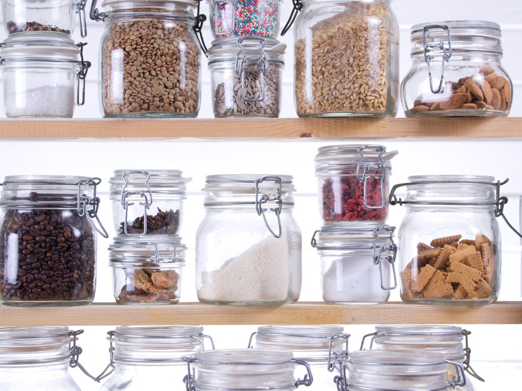 Transforming a Home Pantry